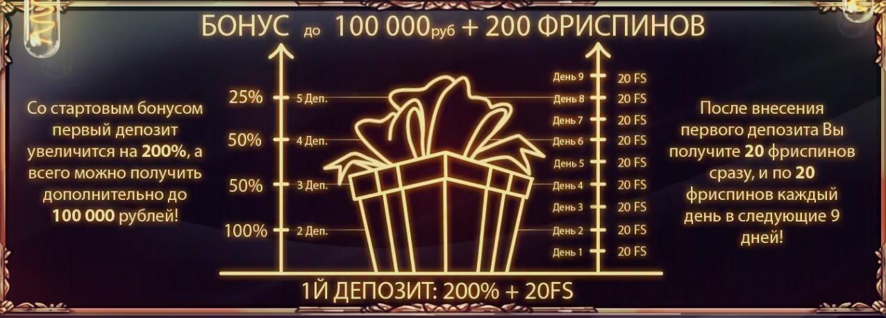 бонусы джой казино